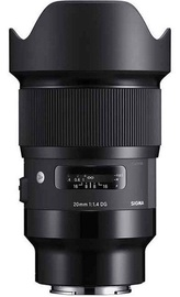 Sigma 20mm F1.4 DG HSM Art For Sony E