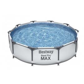 Бассейн Bestway 56408, серый, 3050x760 мм, 4678 л