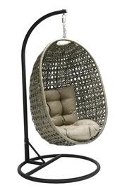 Садовое кресло Home4you Cora 20956, серый