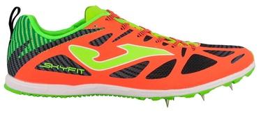 Спортивная обувь Joma Spikes, черный/зеленый/oранжевый, 36