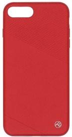Tellur Exquis Back Case For Apple iPhone 7 Plus/8 Plus Red