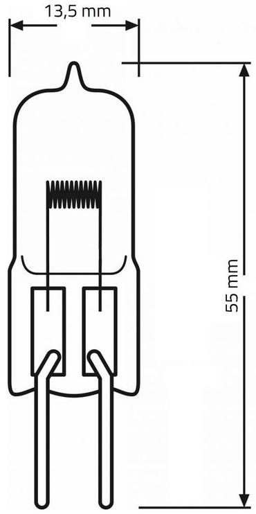 Osram HLX Xenophot G6.35 24V 250W 015340