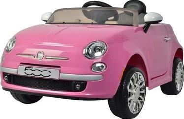 Chi Lok Bo Fiat 500 Pink