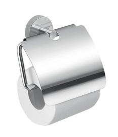 Turētājs tualetes papīram Gedy Eros 2325 13,5x5,2x13,6cm, hromēts