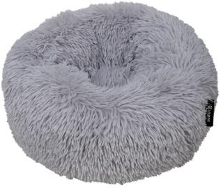 Кровать для животных District 70 Fuzz S, серый, 450 мм x 450 мм