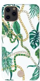 Kingxbar Luxury Series Back Case With Swarovski For Apple iPhone 11 Pro Green