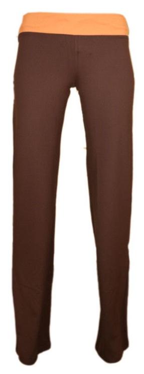 Bars Womens Pants Brown 114 S