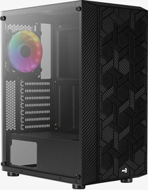 Aerocool Hive FRGB ATX Mid-Tower Black