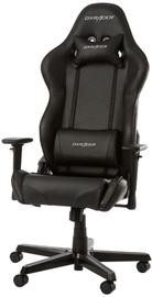 Игровое кресло DXRacer Racing R0-N, черный