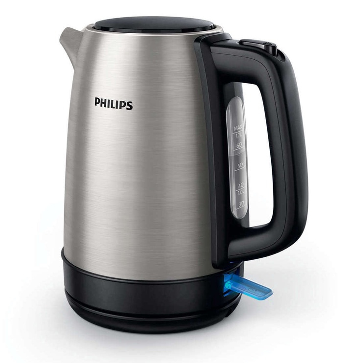Elektriskā tējkanna Philips HD9350/91, 1.7 l
