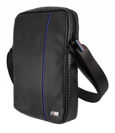 "BMW Tablet Case 10"" Carbon Black/Blue"