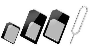 Techly SIM Card Adapter/SIM/Nano-SIM/Micro-SIM