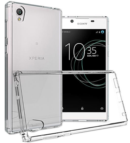Mocco Ultra Back Case For Sony Xperia L1 Transparent