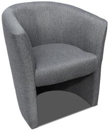 Atzveltnes krēsls Platan Oxford Inari 96, 67x68x78 cm