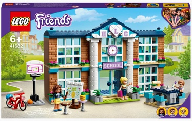 Конструктор LEGO Friends Школа Хартлейк Сити 41682, 605 шт.