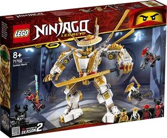 Конструктор LEGO®Ninjago 71702 Золотой робот