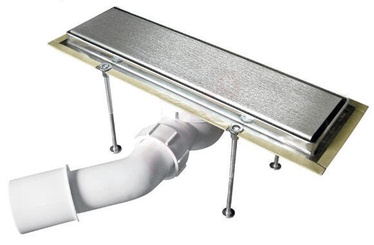 Ferro OL2-30 Basic Linear Drain 300mm Chrome