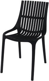 Verners Roma Chair 550x810x460mm Black