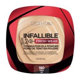 Pūderis L´Oréal Paris Infallible 180 Linen P, 9 g