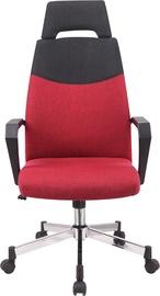 Офисный стул Home4you Dominic 27951 Red/Black