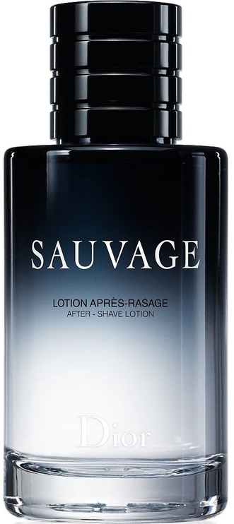 Лосьон после бритья Christian Dior Sauvage, 100 мл