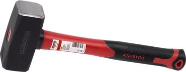 Kreator KRT902102 Club Hammer with Fiberglass Handle 1250g