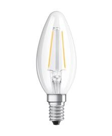 SPULDZE LED RETROFIT B 4W/827 E14 CL 2PC (OSRAM)