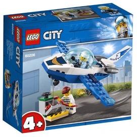 Конструктор LEGO® City 60206 Воздушная полиция: патрульный самолёт