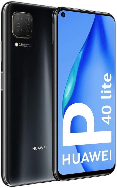 Huawei P40 Lite Dual Midnight Black