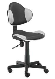 Biroja krēsls Signal Meble Q-G2 Grey/Black