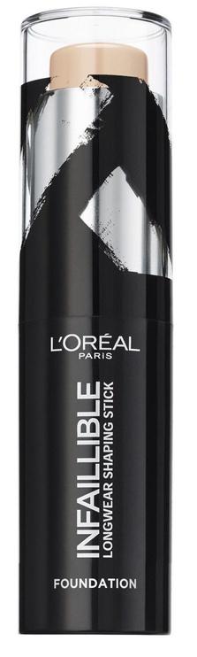 Tonizējošais krēms L´Oréal Paris Infallible Foundation Stick Sand, 9 g