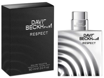 Tualetes ūdens David Beckham Respect 60ml EDT