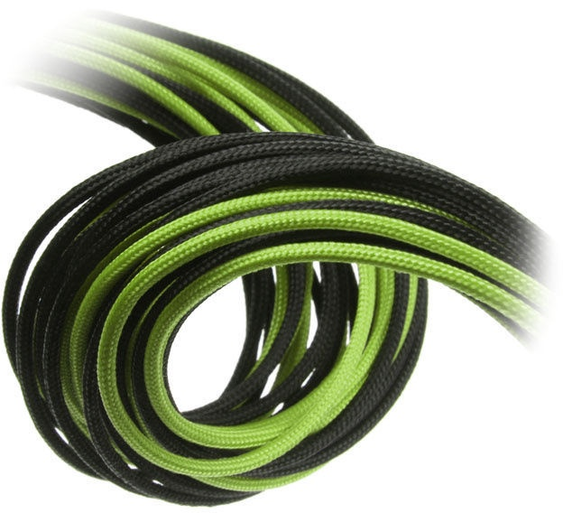 BitFenix Alchemy 2.0 CSR PSU Cable Kit Series Black/Green