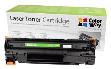 ColorWay Toner Cartridge CW-C725M Black