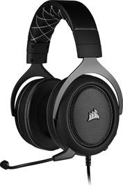Corsair HS60 PRO Gaming Over-Ear Headset Carbon (поврежденная упаковка)