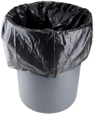 Spino Garbage Bags 40my 150L 10Pcs Black