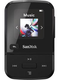 Музыкальный проигрыватель Sandisk Clip Sport Go Black, 32 ГБ