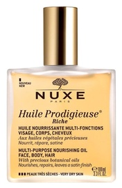 Масло для тела Nuxe Huile Prodigieuse Riche Nourishing Oil, 100 мл