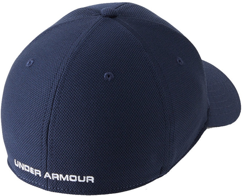 Шапка Under Armour Cap Men's Blitzing 3.0 1305036-410 Navy Blue M/L