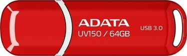 USB zibatmiņa ADATA DashDrive UV150, 64 GB