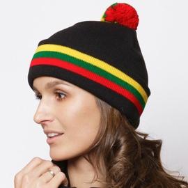 Knitas Hat 507 Black