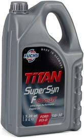 Fuchs Titan Supersyn F Eco-DT 5W30 Engine Oil 5l