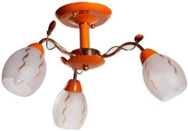 Verners Ceiling Lamp KG105-3 Gold