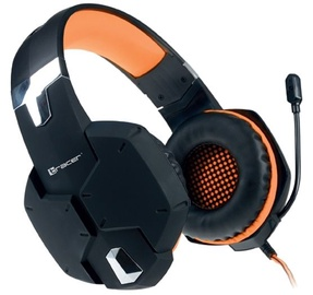 Austiņas Tracer Dragon Black/Orange