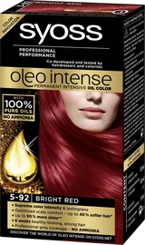 Syoss Oleo Intense Permanent Oil Color 5 92 Bright Red