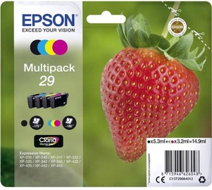 Epson Cartridge For Epson 14.9ml 4-colour