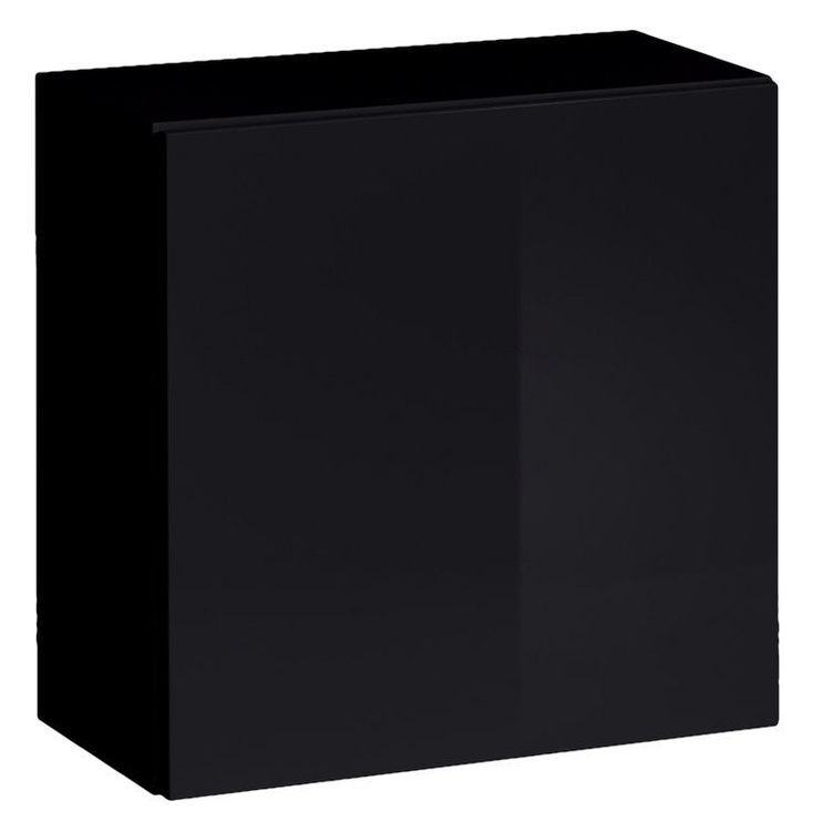 ASM Switch SB I Hanging Cabinet/Shelf Set Black/Graphite Matt