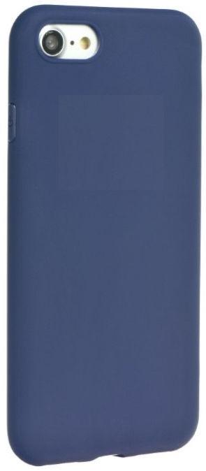 TakeMe Soft Feeling Matte Back Case For Huawei P30 Lite Dark Blue