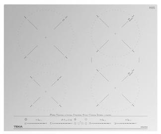 Индукционная плита Teka IZC 64630 WH MST