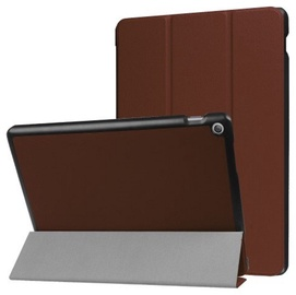 TakeMe Eco-leather Book Case For Asus Zenpad 10'' Z301MFL/Z301ML Brown